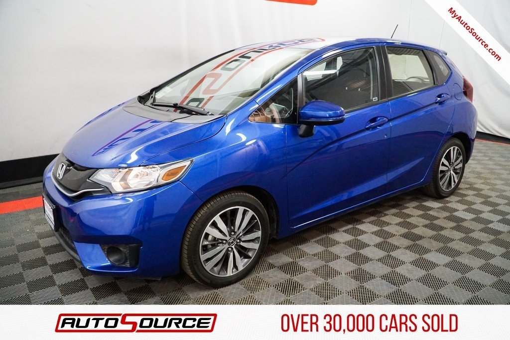 Pre Owned 2017 Honda Fit Ex